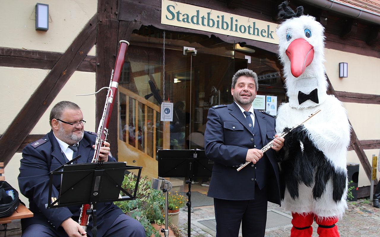 Benefizkonzert von Bundeswehr und Stadt Storkow (Mark)