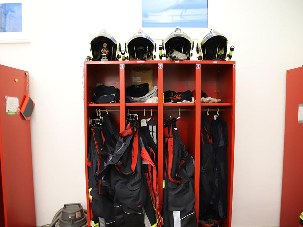 Einweihung Gerätehaus der Freiwilligen Feuerwehr Philadelphia