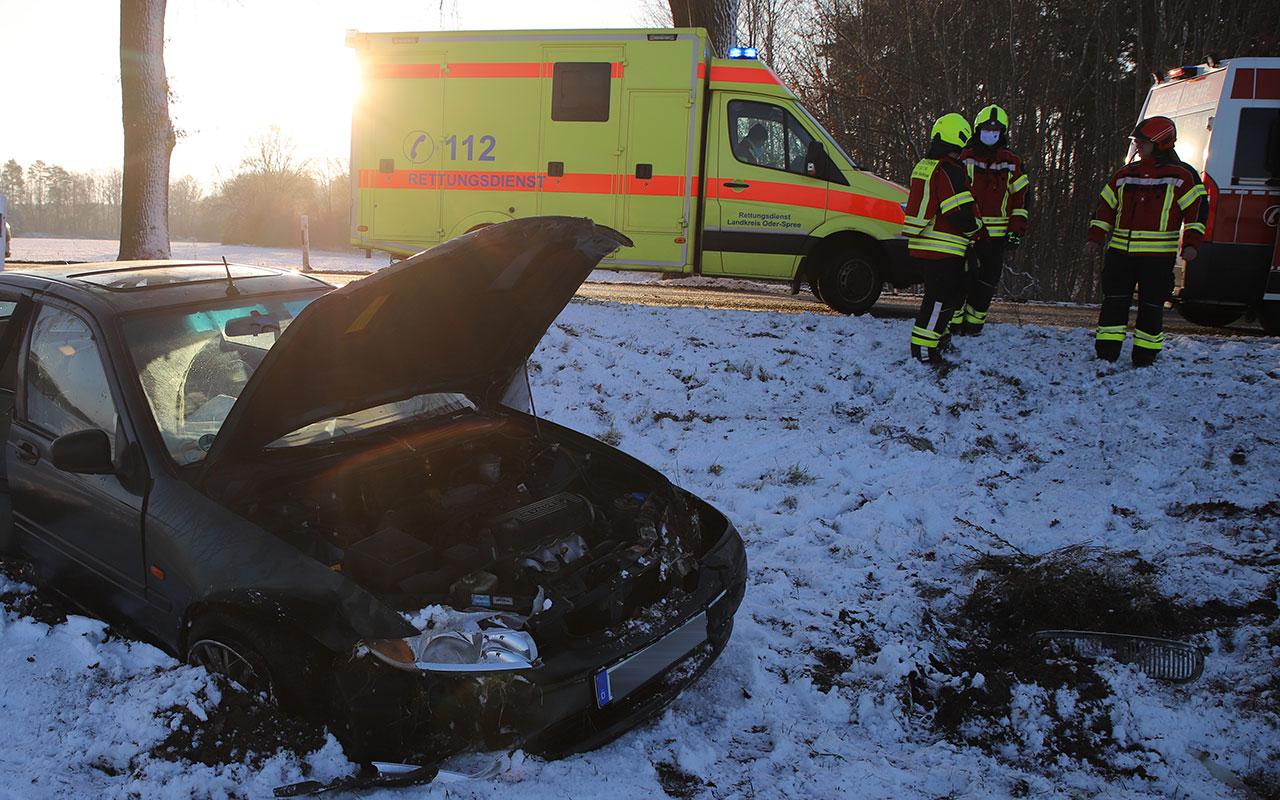 Winter in Storkow (Mark): Fluch und Segen