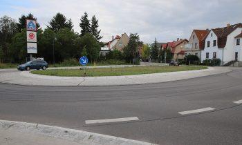 Kreisverkehr: Land übernimmt Bepflanzung