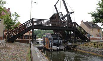 Zugbrücke: 70.000 Euro für Reparatur