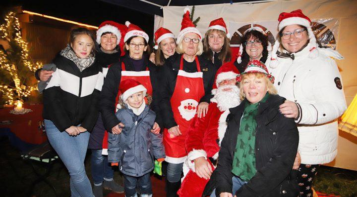 Storkow zeigt sich weihnachtlich