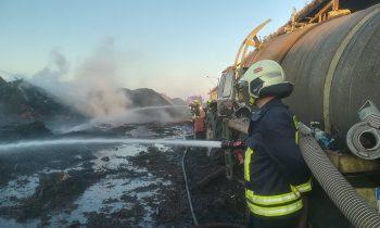 Storkows Feuerwehren rückten 155-mal aus
