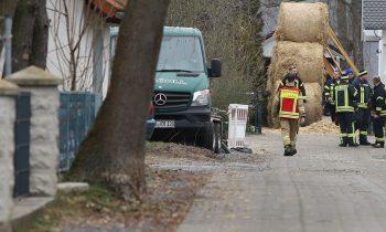 Storkow: Einsatzkräfte entdecken ganzes Bomben-Arsenal
