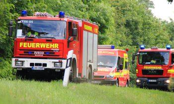 Unwetter sorgt für zahlreiche Feuerwehreinsätze in Storkow