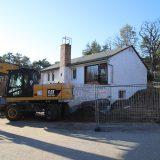 Hirschluch: drei Neubauten ganz in Holz