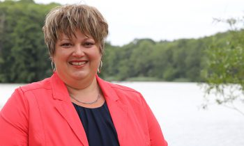 Cornelia Schulze-Ludwig (SPD), Bürgermeisterin von Storkow (Mark).