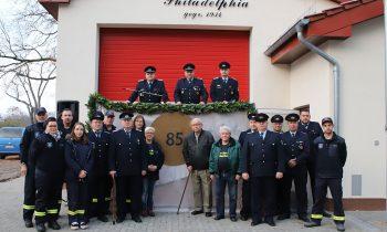 Feuerwehr Philadelphia: Endlich Platz für Mensch und Fahrzeug!