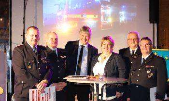 Große Danke-Party für Storkows Feuerwehren