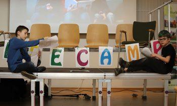 Lesecamp in Storkow: Spannung bis zum Schluss