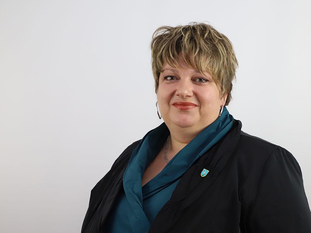 Cornelia Schulze-Ludwig (SPD), Bürgermeisterin von Storkow (Mark). Foto: Marcel Gäding