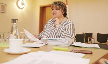 Im Gespräch mit Cornelia Schulze-Ludwig: täglich neue Herausforderungen