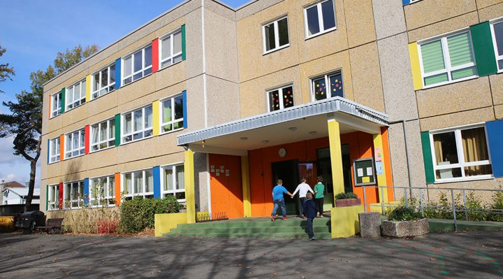 Im Horthaus Würfelkids in Storkow werden vor und nach der Schule Kinder betreut, derzeit auch tagsüber. Foto: Marcel Gäding