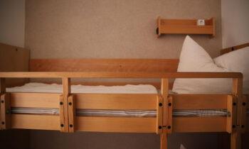 Wegen Corona: leere Betten in Storkow-Hirschluch