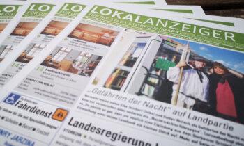 Der Juni-Lokalanzeiger für Storkow (Mark) ist da