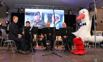 Fotogalerie: Gute Stimmung beim Benefizkonzert auf der Burg Storkow