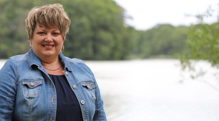 Cornelia Schulze-Ludwig (SPD) ist seit 2011 Bürgermeisterin von Storkow (Mark). Foto: Marcel Gäding