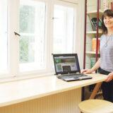 Storkower Stadtbibliothek: eine Investition in die Zukunft