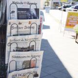 Zum Einkaufen in die Storkower Innenstadt