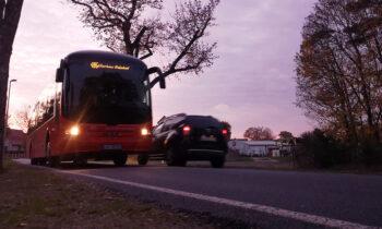 Linienbusse des Busverkehrs Oder-Spree verkehren in den Storkower Ortsteilen in der Regel nur als Schülerverkehr sowie in den Morgen- und Nachmittagsstunden. Künftig soll der Rufbus die Lücken dazwischen schließen. Foto: Marcel Gäding