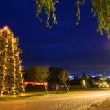Storkow im Lichterglanz: hier leuchtet es ganz weihnachtlich