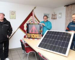 Kampf gegen Raser in Kummersdorf