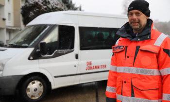Ralf Sand wurde eigens für das Projekt Rufbus eingestellt. Foto: Marcel Gäding