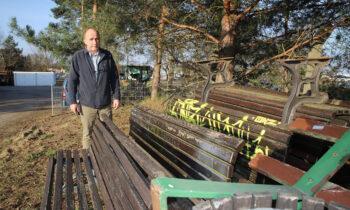 Vandalismus in Storkow: jetzt trifft es auch Blumenbeete