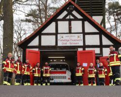 Feuerwehr in Groß Schauen wünscht sich ein größeres Gerätehaus