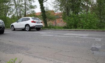 Burgstraße in Storkow: Ende der Schlaglöcher in Sicht