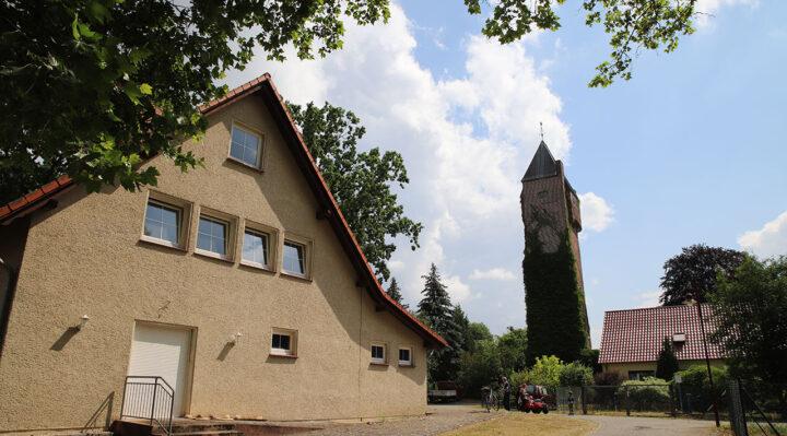 Kehrigk bekommt ein neues Gemeindezentrum