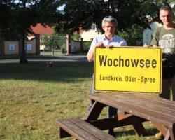 """Wochowsee: """"Wir wohnen im Paradies!"""""""