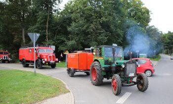 Jubiläum: Freiwillige Feuerwehr Kummersdorf feiert 90-Jähriges
