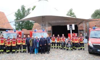 Storkow investiert weiter in die Freiwillige Feuerwehr